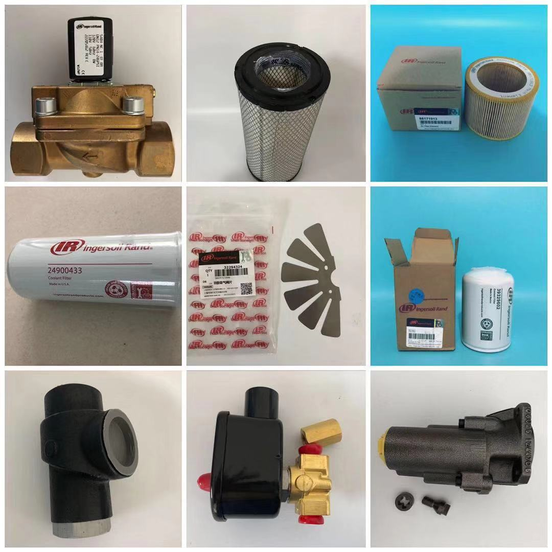 Ingersoll Rand Compressor Service and Parts